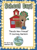 Second Grade Treasures Resources for David's New Friends (2.1.1)