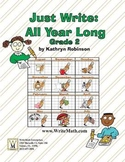2nd Grade Writing - Daily Lessons, Activities, Grammar - F