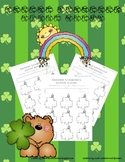Secret Shamrock Sight Words