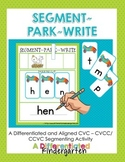 Segment-Park-Write - Differentiated Segmenting Fun To Meet