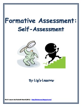 Self-Assessment Fomative Assessment Template