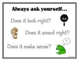 Self-Monitoring Poster #2
