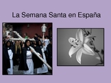 Semana Santa en Espana. Holy Week in Spain. Las Pascuas po