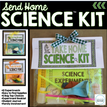 Send Home Science! Amazing Kits to Extend Science Learning at Home