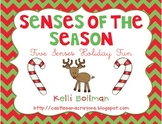 Senses of the Season {Five Senses Holiday Fun}