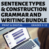 Sentence Building Activities for Struggling Writers