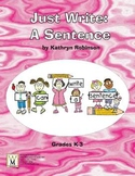 Writing Complete Sentences - Activities - Lessons {21 Inte
