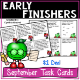 September Early Finishers {$1 Deal}