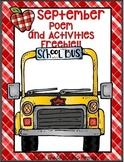 September Poem Freebie