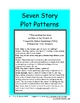 Seven Story Plot Patterns Authors use to Write their Stories