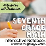 Seventh Grade Interactive Notebook Unit- Inferences with S