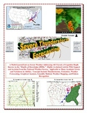 Weather:  Severe Weather, Fronts, and Forecasting (Middle