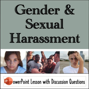 Sexual Harassment PowerPoint for Students