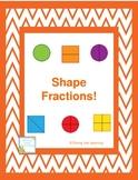 Shape Fractions