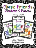 Shape Friends {Posters and Poems}