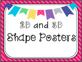 Shape Posters - Pattern