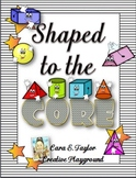 Shaped to the Core~3D Shapes for Young Learners