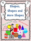 Shapes, Shapes and More Shapes