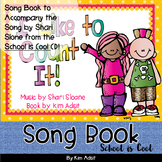 Shari Sloane I Like to Count It Fun Music Book