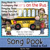 Shari Sloane Letters on the Bus Fun Music Book