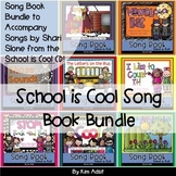 Shari Sloane School is Cool Music Books Bundle by Kim Adsit