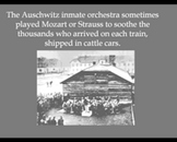 Shoah:  The Impact of the Holocaust