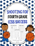 Shooting for Fourth Grade ELA CCSS Success