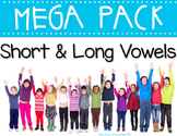 Short & Long Vowel MEGA Pack *BUNDLE*