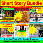 Short Story JUMBO PowerPoint: 6 Stories in One