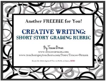 Short Story Rubric Creative Writing Peer & Teacher Editing