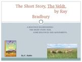 Short Story, The Veldt By Ray Bradbury