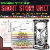 Short Story Unit: Interactive Layered Flip Book