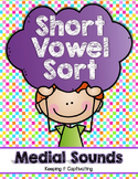 Short Vowel Sort {Medial Sounds}