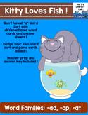 Short Vowels & CVC Words--Cat