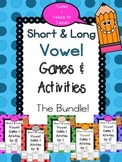 Short and Long Vowels
