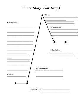 Short story plot graph