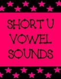Short u sound activities
