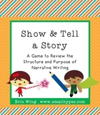 Show and Tell a Story