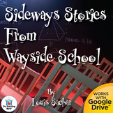 Sideways Stories from Wayside School Novel Study Unit