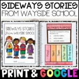 Sideways Stories from Wayside School by Louis Sachar: Read