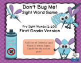 Sight Words Game-Level One-{Fundations}