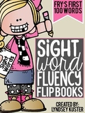 Sight Word Fluency Flip Books