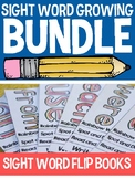 Sight Word Fluency Flip Books {The BUNDLE}