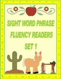Sight Word Fluency Readers-Set 1