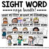 Sight Word Mega Bundle