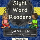 Sight Word Readers Sample Pack