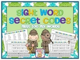 Sight Word Secret Codes: Fry's First 100 Words