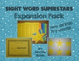 Sight Word Superstars Expansion Pack