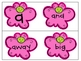 Sight Word Wands: Butterflies