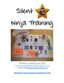 Silent  'e' Ninja Training